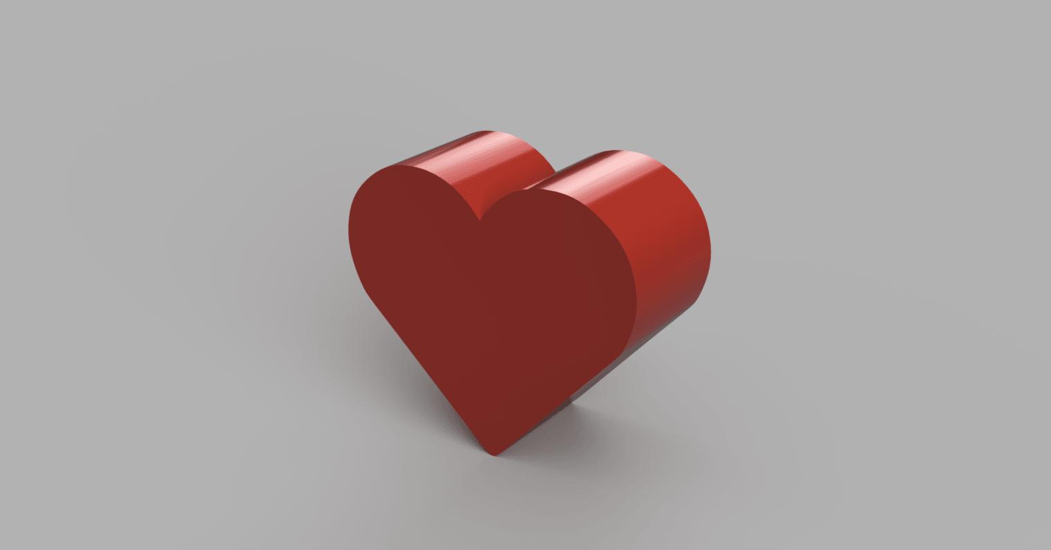 couer v7.png Download free STL file Woman's coat hook • 3D printable design, MME