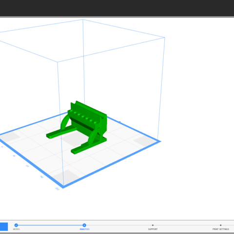 analyse_z_suite.png Download free STL file AEG BATTERY DOOR • 3D printer object, MME