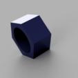 boulon v8.png Download free STL file Woman's coat hook • 3D printable design, MME