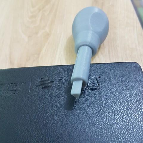 26513478_378296009264053_781853716_o.jpg Télécharger fichier STL gratuit tournevis pour meccano junior • Modèle imprimable en 3D, MME