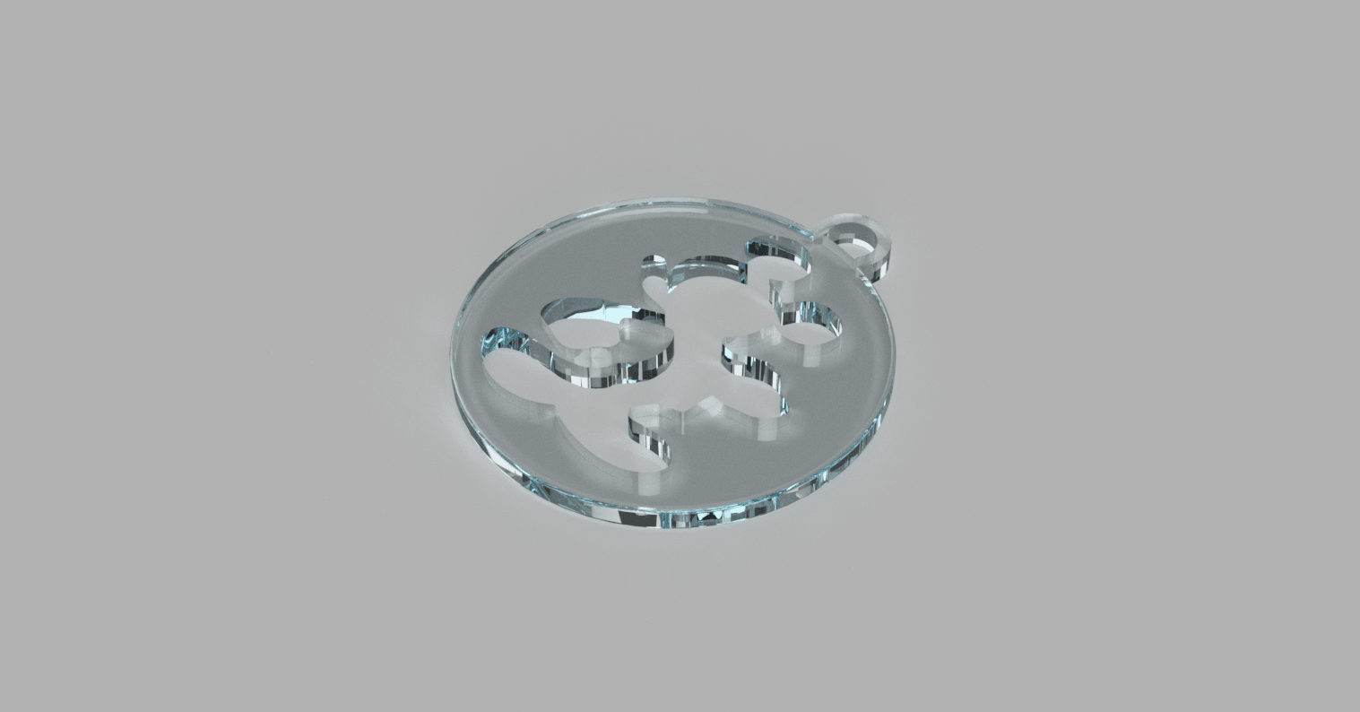 test_bijous_mickael.png Download free STL file mickey earring • 3D printable object, MME