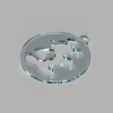 Free mickey earring 3D printer file, MME