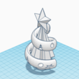 Christmas Tree by AFT - Image 2.png Download STL file Christmas Tree Ornament by AFT • Model to 3D print, AFT
