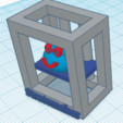 Free #STRATOMAKER Gumpy and 3d Printer 3D model, AFT