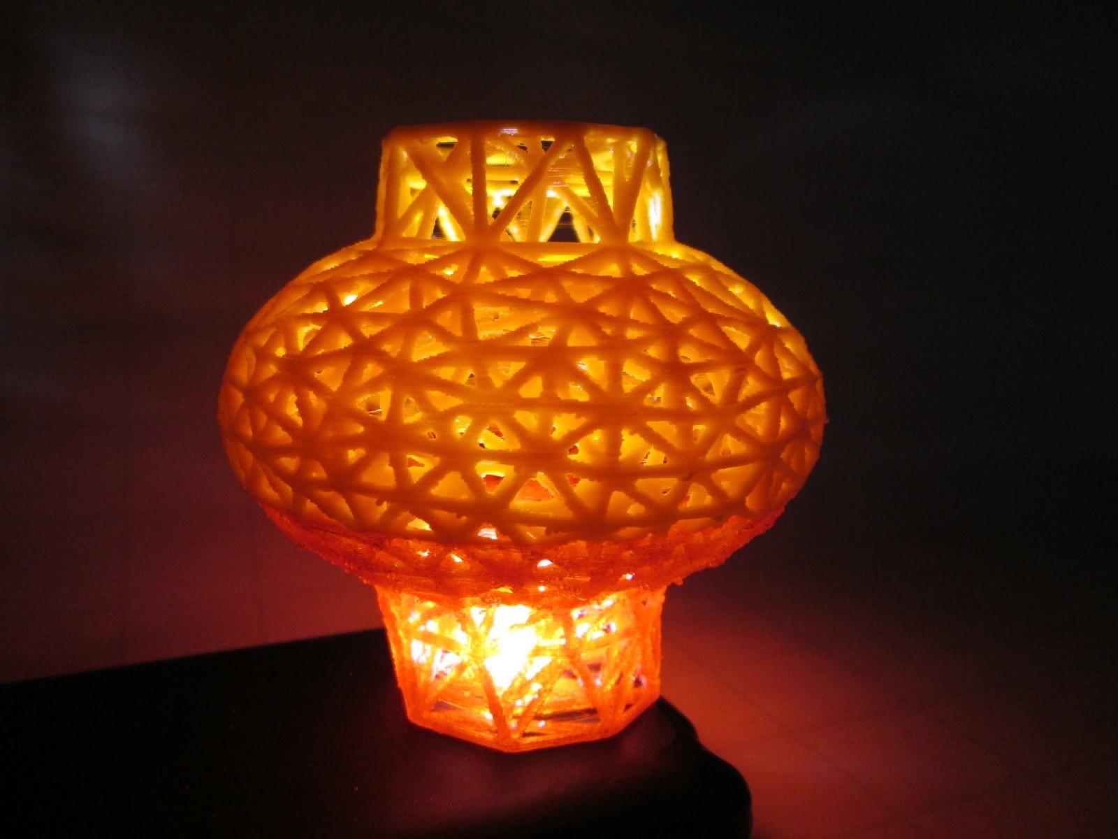lantern_1.jpg Download free STL file Chinese Lantern • Object to 3D print, LGBU