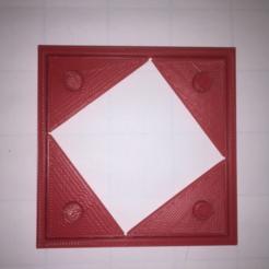 Free 3d printer designs Pythagorean Theorem, Visual Proof, Chinese Origin, LGBU