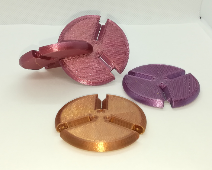 p1.PNG Download free STL file Snap Circles, Oloid Base Model • 3D printing model, LGBU