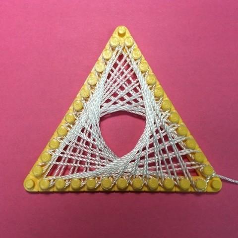 Télécharger fichier 3D gratuit String Art et Enveloppes, Famille de Courbes, LGBU