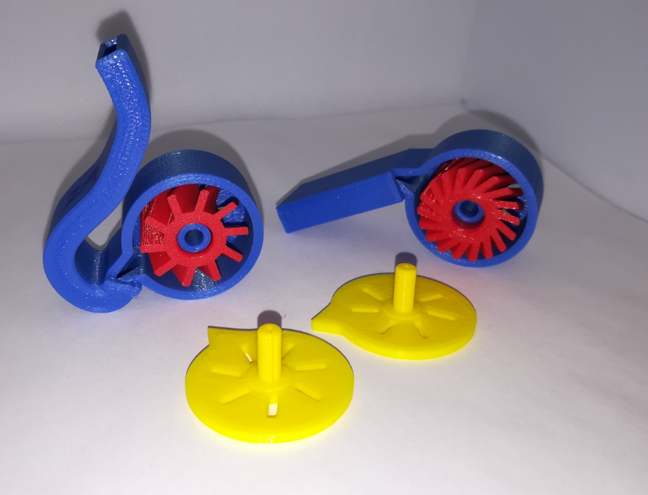 p0.PNG Download free STL file Whistles with a Turbine, STEM Play • Model to 3D print, LGBU