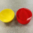 p4.png Download free STL file Volume of a Sphere, Cavalieri's Principle, Cups • 3D printable design, LGBU