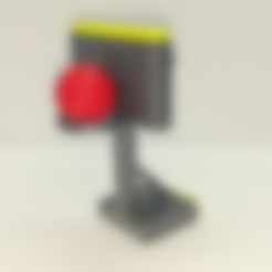 BasketballHoop_A.stl Download free STL file Basketball Hoop Stand, All in One • 3D print object, LGBU