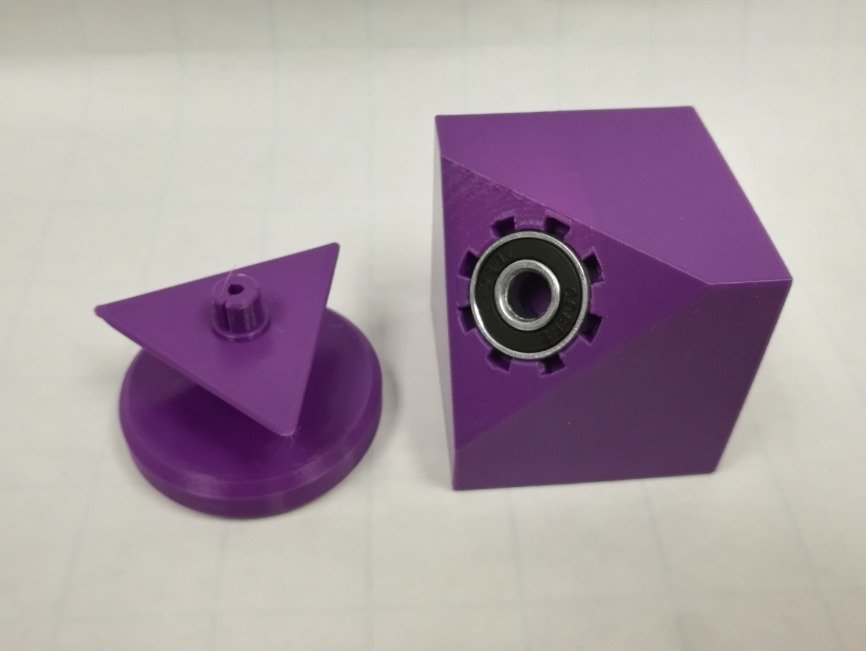77621d171ae8d68dccb3981ac03649fc_display_large.jpg Download free STL file Spin the Cube, Cone, Hyperboloid • 3D printing template, LGBU