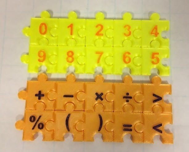 dbee0ed917b6d246c1d24280bbc17880_display_large.jpg Download free STL file Jigsaw Number Pieces, Puzzle, Sequences, Math Patterns • 3D printable design, LGBU