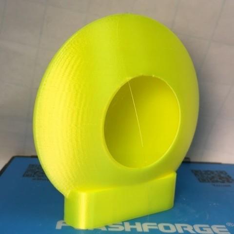 Download free 3D printing designs Mirascope, Parabolic Mirror, Parabola, Paraboloid, Hologram, LGBU