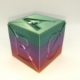 p3.PNG Download free STL file Tetrahedral Dissection of the Cube, Cube Puzzle • 3D printing design, LGBU