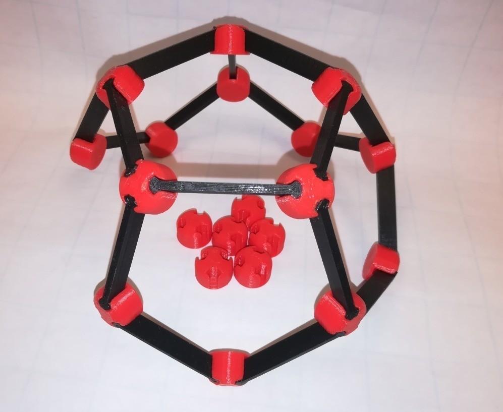 f2cb06647ac2931cfdb146452bc0c300_display_large.jpg Download free STL file Make Your Own Platonic Dodecahedron • 3D printer template, LGBU