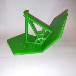 Free 3D printer designs Dihedral Angle, Intersecting Planes, Model, LGBU