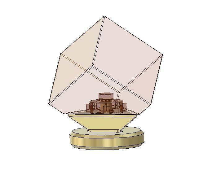 28ce60cfb9c6c210fac92a0625e87d10_display_large.jpg Download free STL file Spin the Cube, Cone, Hyperboloid • 3D printing template, LGBU
