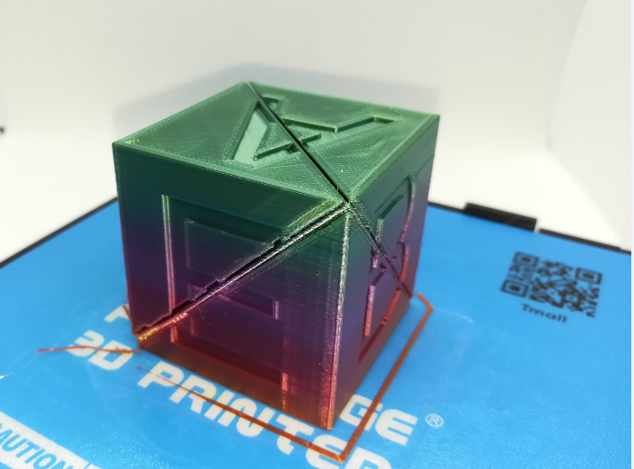 m1.PNG Download free STL file Tetrahedral Dissection of the Cube, Cube Puzzle • 3D printing design, LGBU