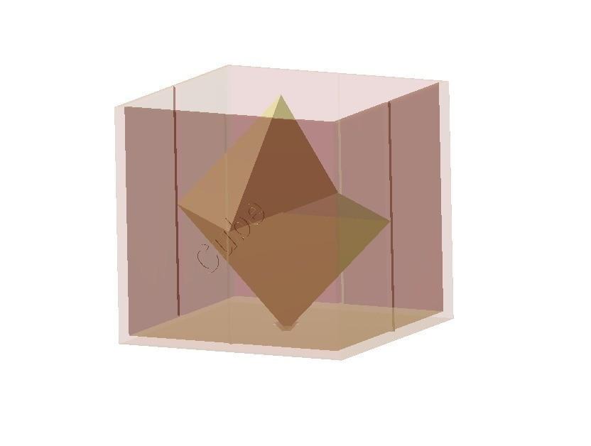 97b5b7b070748b132ee6ff79dd4b8573_display_large.jpg Télécharger fichier STL gratuit Octaèdre en cube / Hexaèdre • Plan imprimable en 3D, LGBU