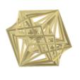 Télécharger plan imprimante 3D gatuit Hypercube et Hyper-Hyperboloïde, LGBU
