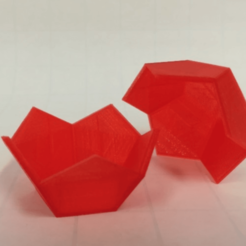 Download free 3D printer files Half Dodecahedron, Make Your Own, LGBU