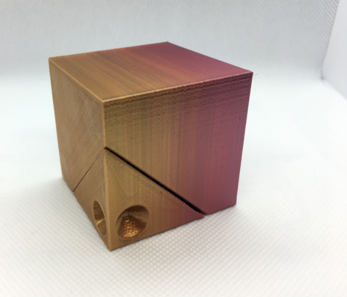 p2.PNG Download free STL file Spinnable Cube: All in One • Object to 3D print, LGBU