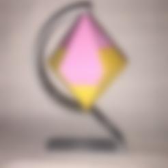 Cube_Kawai.stl Download free STL file Diamond, Dodecahedron, Kawai Joint • Design to 3D print, LGBU