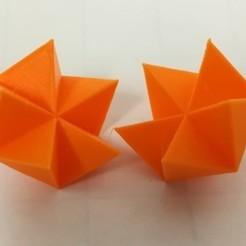 Free Half icosahedron, Platonic Solids 3D printer file, LGBU