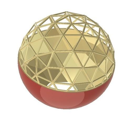 Télécharger modèle 3D gratuit Bucky Cage, Bucky Ball, LGBU