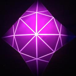 Descargar Modelos 3D para imprimir gratis Origami, Campana alemana, Matemáticas, Geometría, LGBU