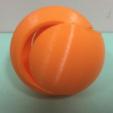 Free STL Sphere Surface Dissection, Baseball, Tennis Ball, Math, LGBU