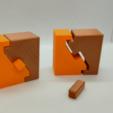 Download free STL file Japanese Scarf Joint/Splice • 3D printing object, LGBU