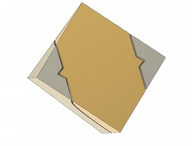 8e663c45ae6f2f7de9b10b659879e35d_preview_featured.jpg Download free STL file Cube Spinner: Two Versions (Loose or Grooved) • 3D print design, LGBU