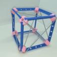 p1.PNG Download free STL file Cube Model, Pedagogically Stretched • 3D printing design, LGBU