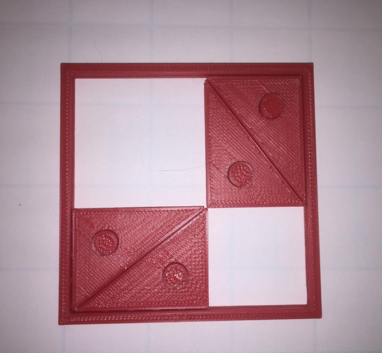 Capture d'écran 2017-12-26 à 15.09.20.png Download free STL file Pythagorean Theorem, Visual Proof, Chinese Origin • 3D printer template, LGBU
