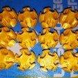 Download free 3D print files Make Your Own Platonic Icosahedron, Snap, LGBU