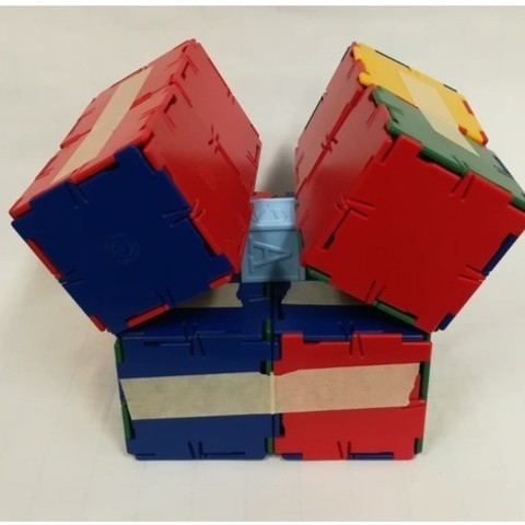 Download free 3D printing models Infinity Cube, Magic Cube