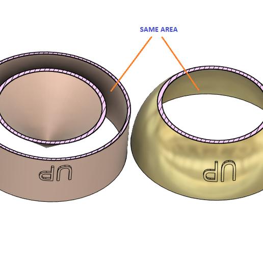 Why.PNG Download free STL file Volume of a Sphere, Cavalieri's Principle, Cups • 3D printable design, LGBU