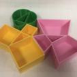 Free Pythagoras, Pythagorean Theorem, 3D Models, 勾股定理, ピタゴラス定理 3D printer file, LGBU