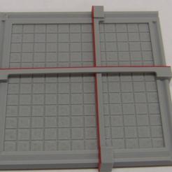 Modèle 3D gratuit Modèle de multiplication (entier / fractions), LGBU