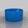 CylinderMinusConeB.png Download free STL file Volume of a Sphere, Cavalieri's Principle, Cups • 3D printable design, LGBU