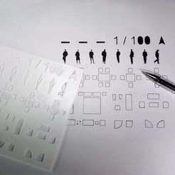 P80501-191159.jpg Télécharger fichier STL gratuit Aide au dessin d'architecture • Objet pour imprimante 3D, Josagma