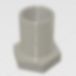 5 Punch Bolt Holder.stl Download STL file Bolt Pencil Holder • Template to 3D print, GForceFX