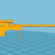 Descargar modelo 3D gratis awp, Black-Hurricane