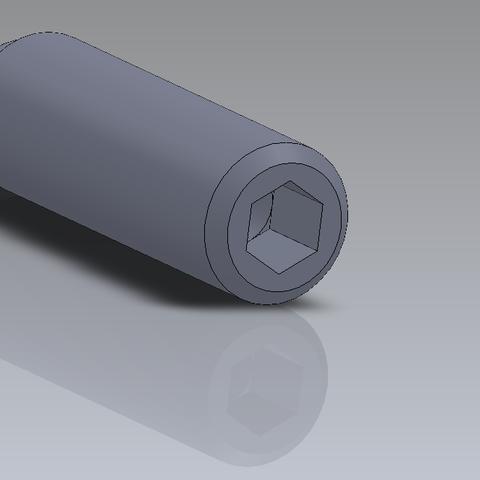 Capture d'écran 2018-01-04 à 19.23.31.png Download free STL file Pressure Screw / Ball Screw • 3D printable model, 2T2L
