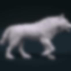 Download free 3D printer model Wolf, Alex03