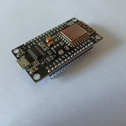 Download STL file box node mcu rail din • 3D printable model, nicolas82340