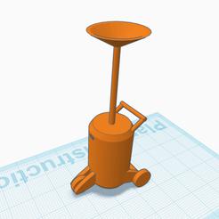Descargar modelos 3D para imprimir drenaje del recuperador de aceite 1/24, wericless