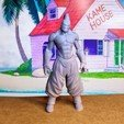 Impresiones 3D gratis Super Buu Dragon Ball Z, wericless